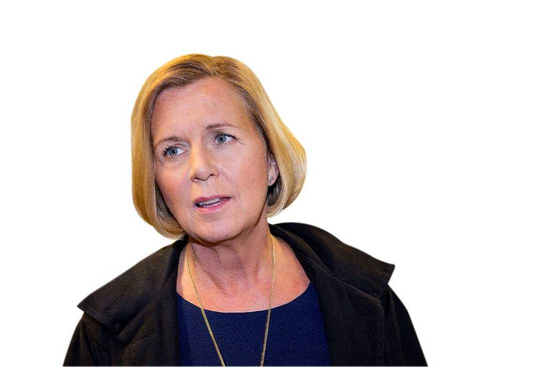 Jämställdhetsminister Maria Arnholm (FP).
