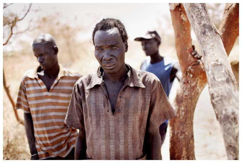 i landet När Aftonbladet besökte Sudan tidigare i år berättade vittnen om det blodiga inbördeskriget som kostat 12 000 liv medan oljejätten har funnits i landet.