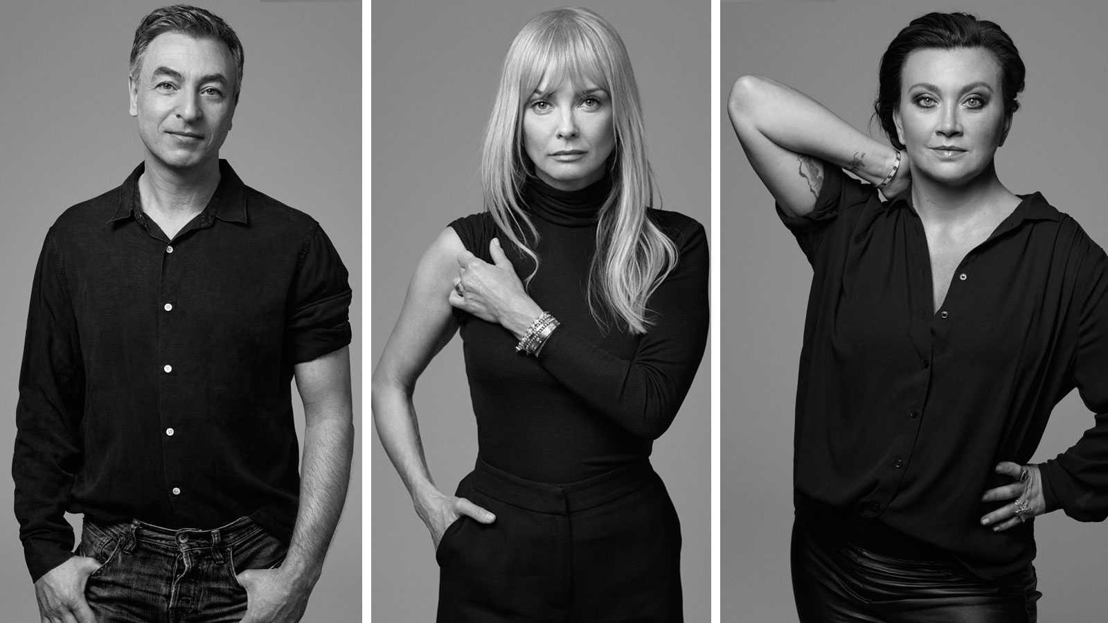 Tareq Taylor, Izabella Scorupco och Camilla Läckberg är några av kändisarna som uppmanar till vaccinering.