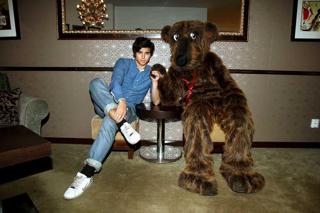Saade och björnen 2010.