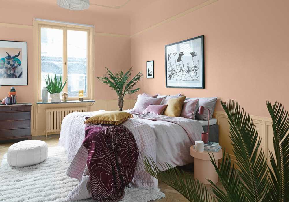 Förändra hemmet med färg.