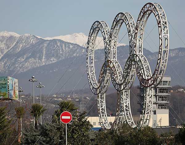 Ryssland planerar att övervaka all telefoni och datatrafik under OS i Sotji.
