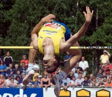 Stefan tog sin sjunde raka seger i Europacupen.
