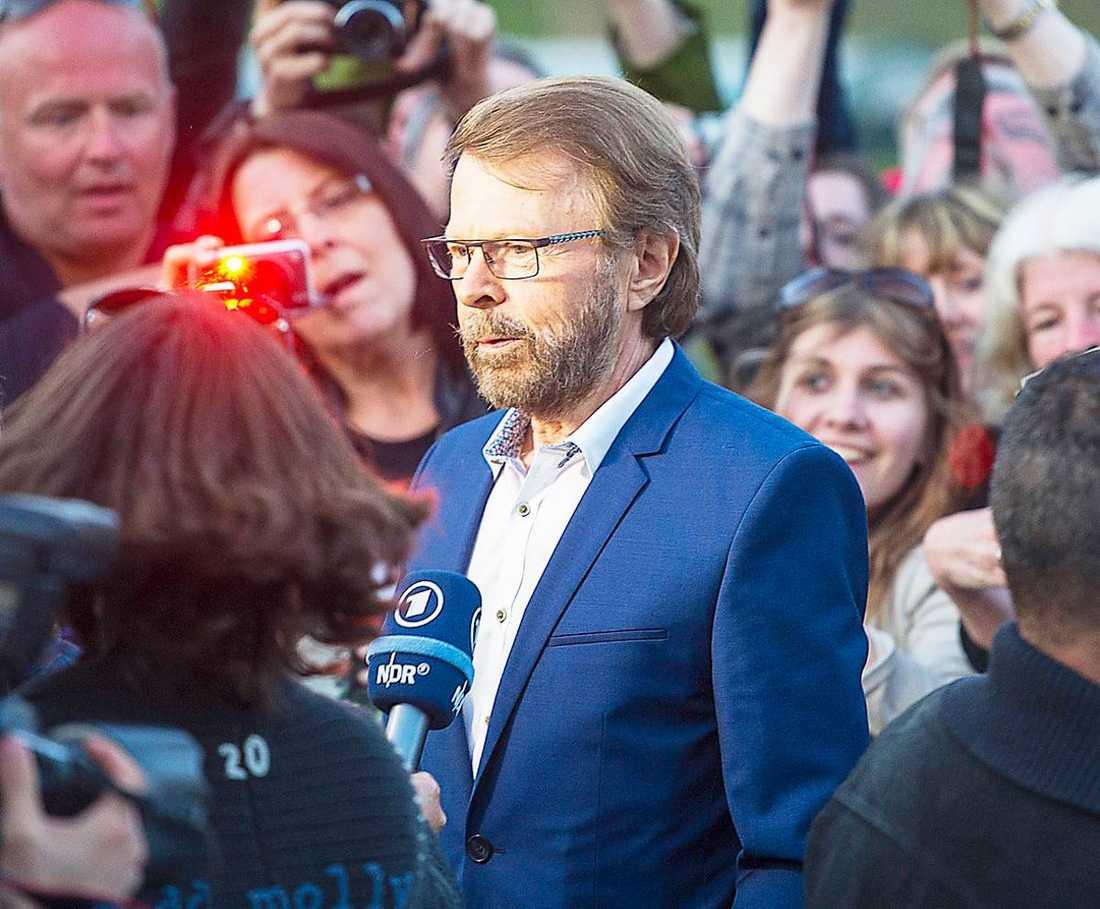 Björn Ulvaeus.