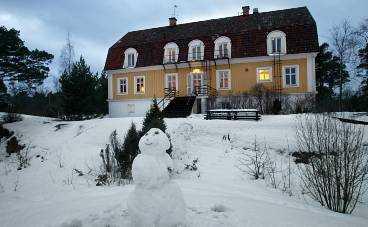 Vandrarhemmet, Finnhamn.