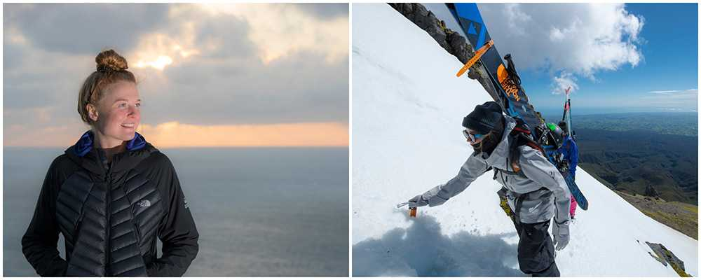 Extremskidåkaren Evelina Nilsson tipsar om skidåkning på vintern.