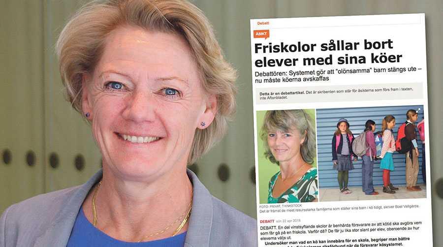 Att låta människor själva få välja är en bättre väg framåt, skriver Ulla Hamilton.