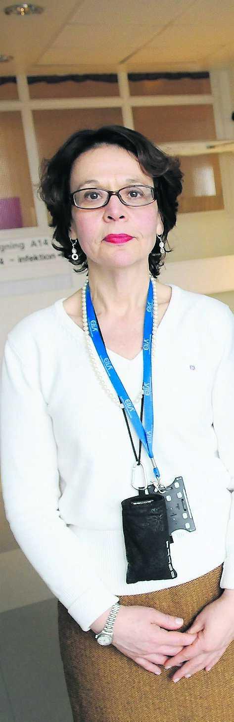 Marta Christensson.