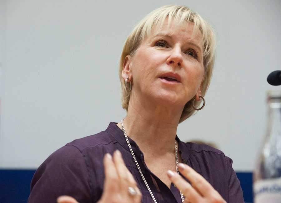 Margot Wallström, 57: Har tidigare varit socialminister och är mycket populär både bland väljare och inom partiet. Wallström är nu FN:s särskilda representant sexuellt våld i krigsdrabbade områden, men har sagt till Aftonbladet att hon inte vill ta över ledningen för partiet.