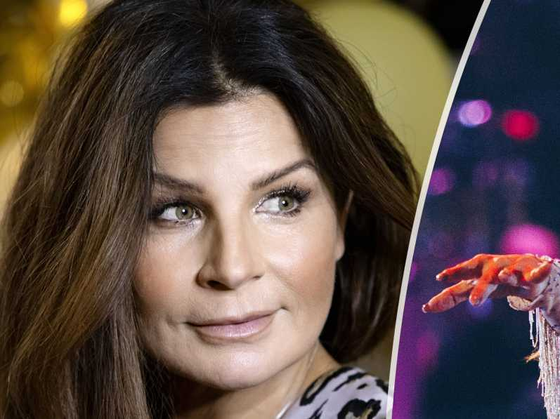 "Carola Häggkvist om rädslan i ""Let's dance"""