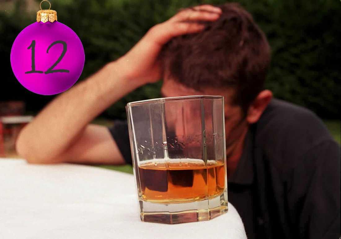 Lars tips: Fira en vit jul Alkohol under julen leder alldeles för ofta till gräl, bråk och våld. Och det är allt som oftast män som slår, kvinnor som blir slagna och barn som gråter.