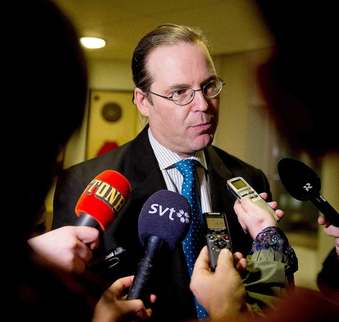 Förhandlingsflopp Den planerade jobbpakten skulle bli regeringens trumfkort för att vinna valet 2014. Men finansminister Anders Borg ville i går inte se de havererade förhandlingarna som ett nederlag.