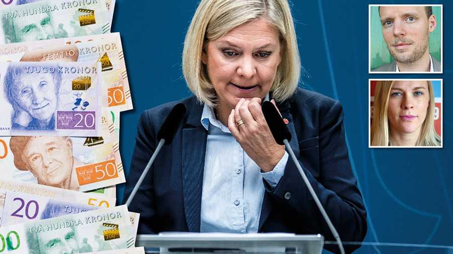 Det är dags för Sverige och Magdalena Andersson att sluta bromsa arbetet mot skatteflykt och rösta ja till EU-förslaget om offentlig land-för-land rapportering, skriver RobertHöglund och Hanna Nelson.