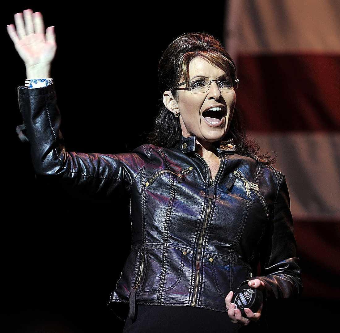 INTE VÄLKOMMEN Sarah Palins dotter Bristol gick ut med att hon stödjer homoäktenskap, något som gjorde Sarah rasande.