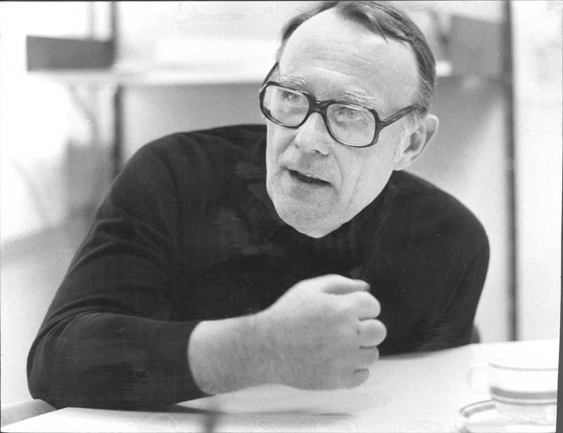 Ingvar Kamprad  år 1983