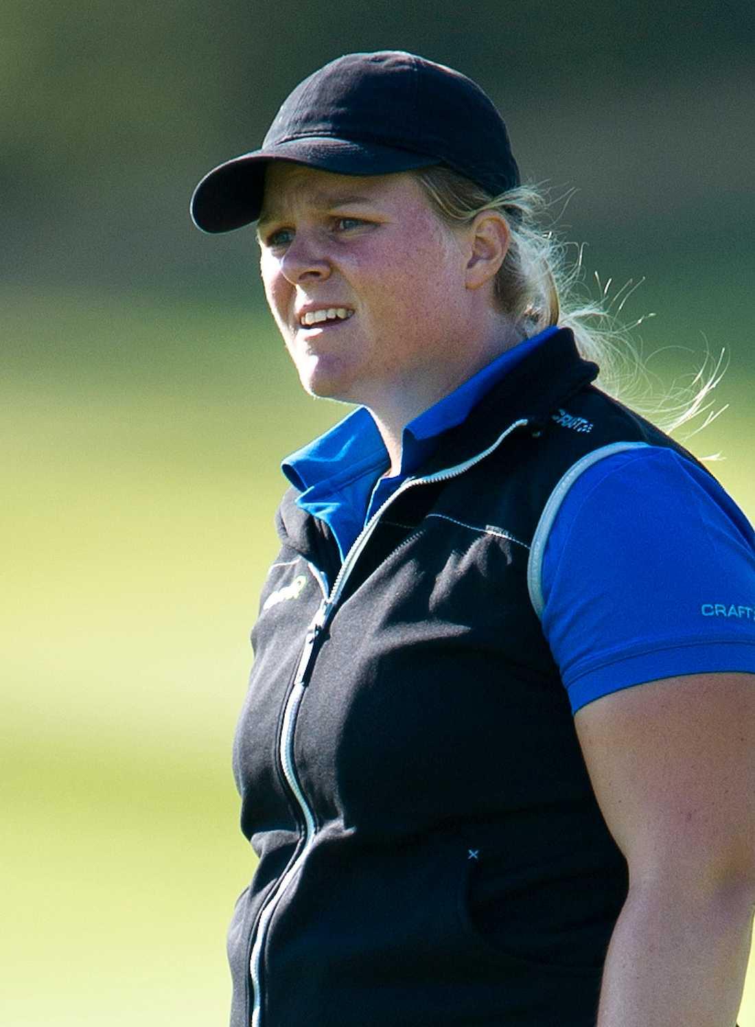 Caroline Hedwall.