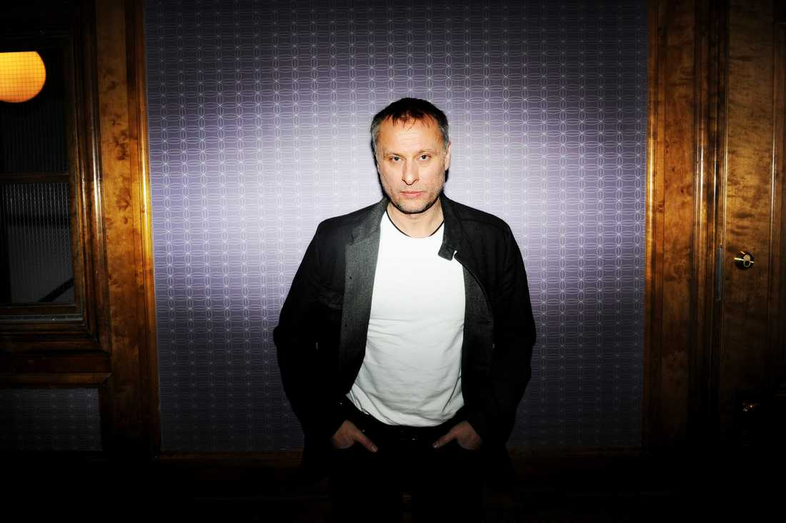Michael Nyqvist i januari 2012.
