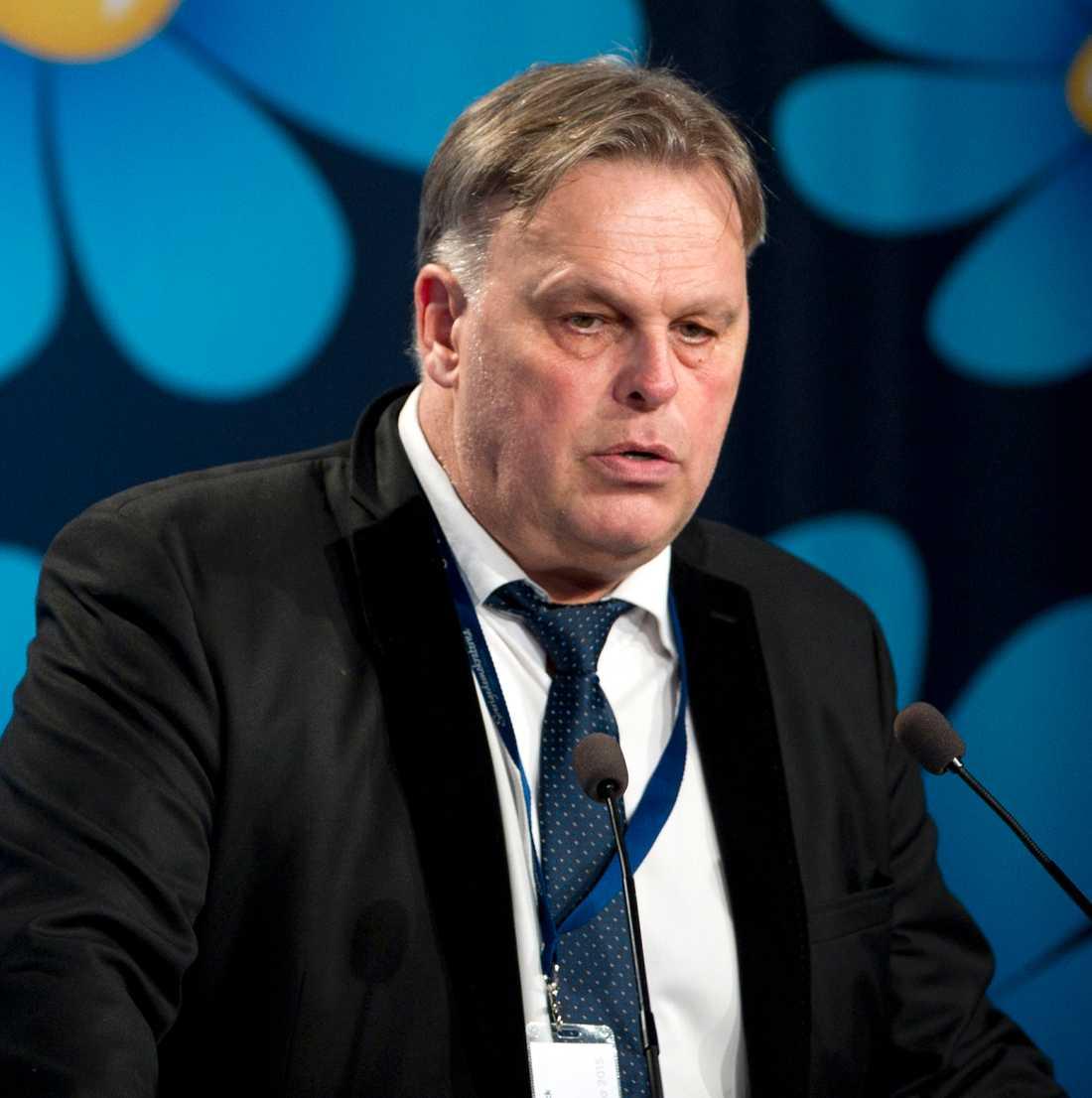 Jimmy Hesselbäck.