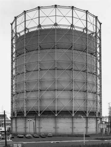 Gasklocka i New Jersey, USA 1981.