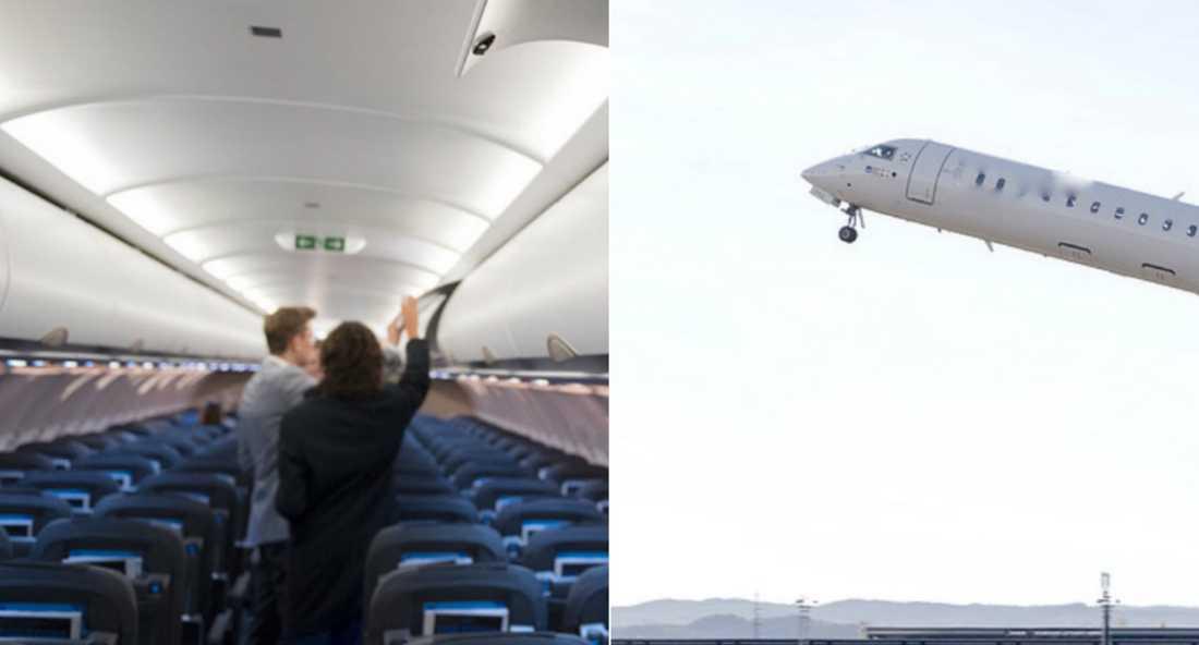 Flygbolaget Air India väljer att införa en separat avdelning för kvinnor.
