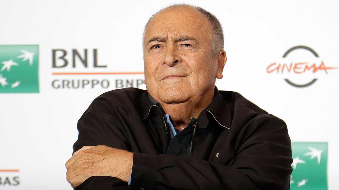 Bernardo Bertolucci.