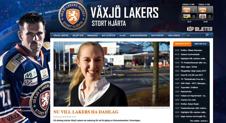 Lisa Henriks.