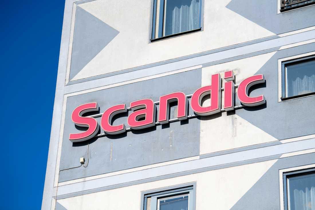 Hotelljätten Scandic är företaget som får överlägset mest pengar i coronastöd.