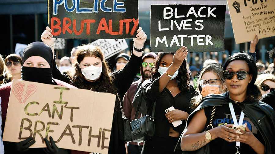 EU måste stå upp för svartas rättigheter