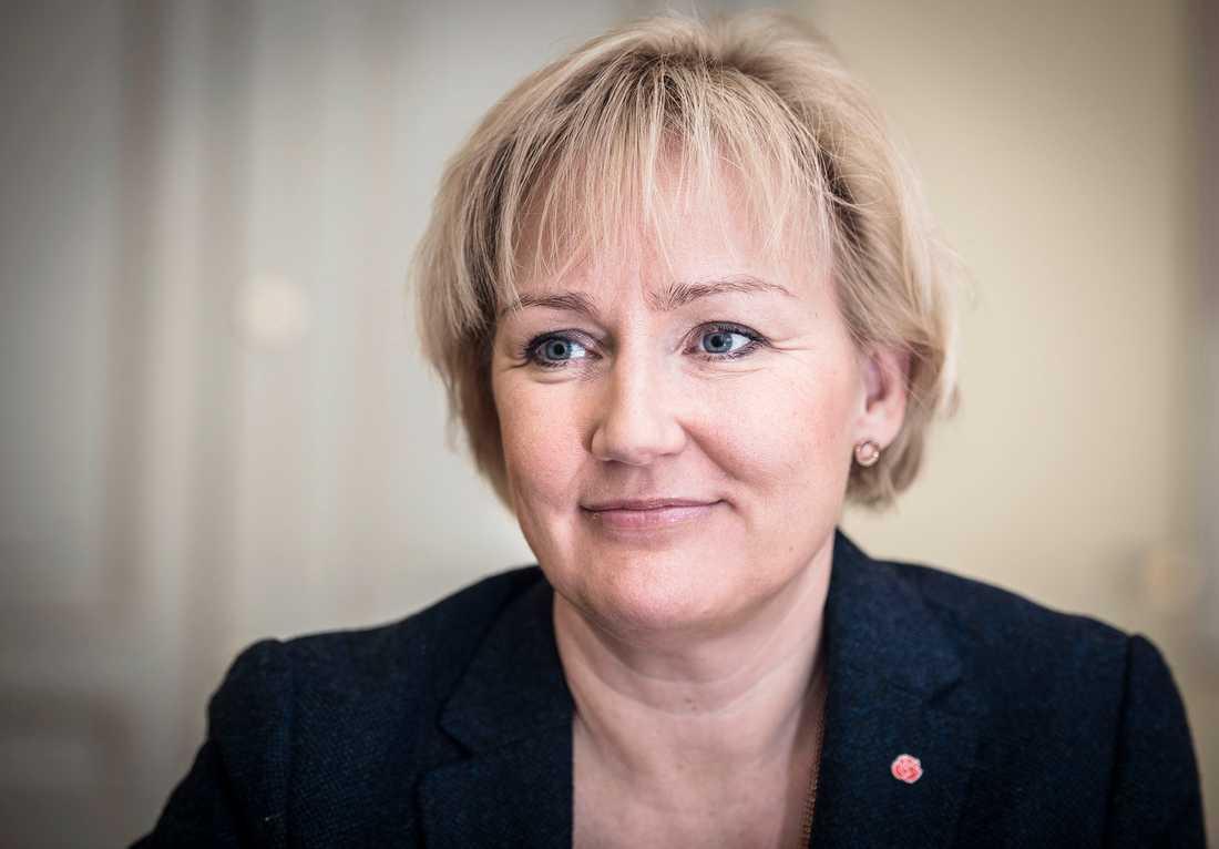 Helene Hellmark Knutsson.