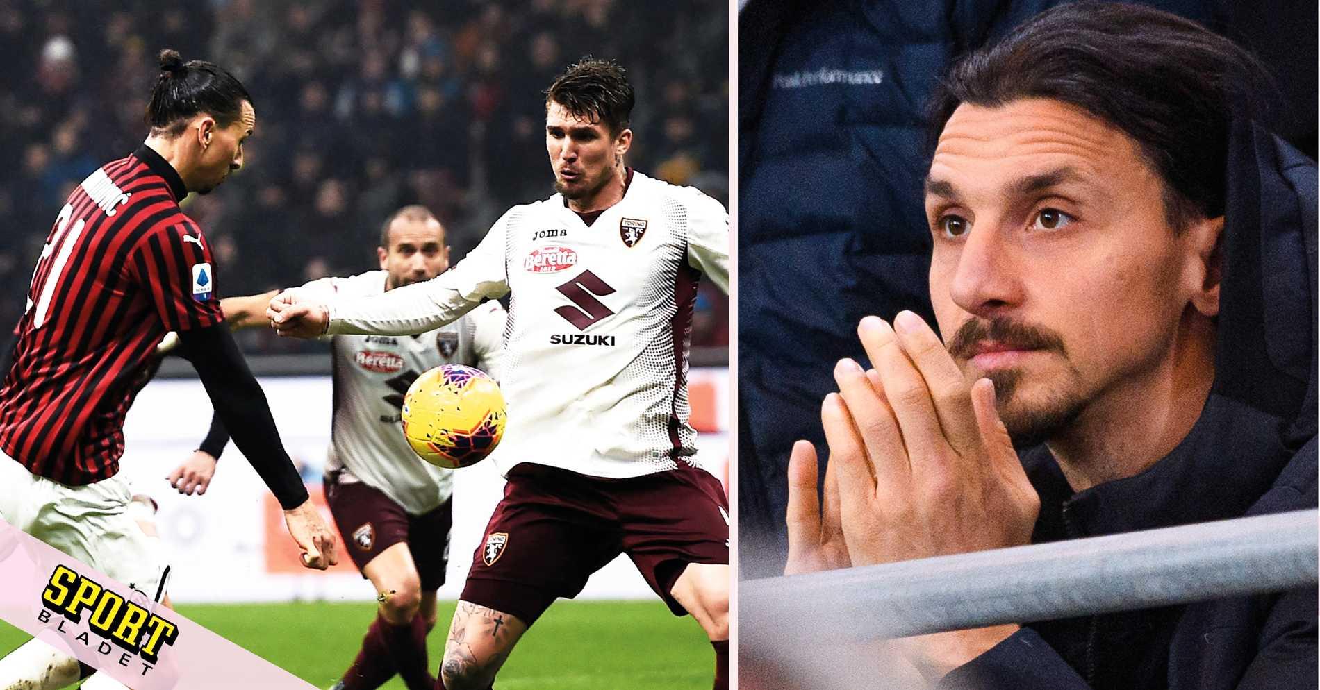 Zlatans uppmaning från karantänen