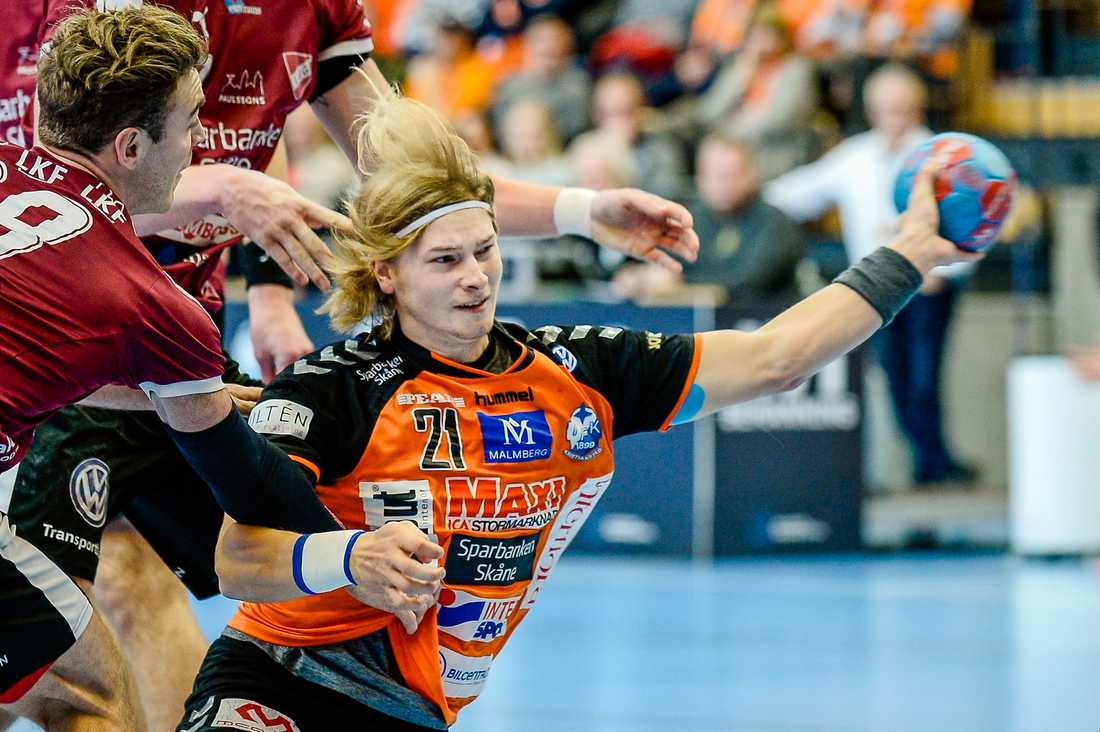Andreas Cederholm.