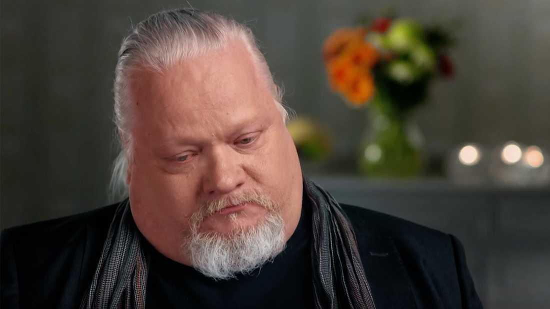 """Kjell Wilhelmsen i """"Stjärnorna på slottet""""."""