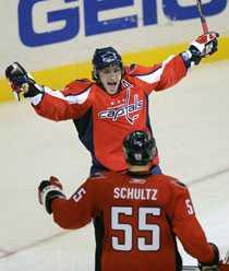 En av NHL:s absolut bästa spelare slog till igen.