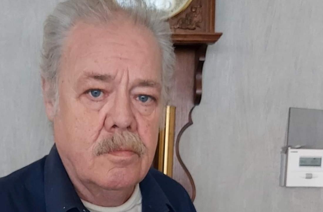 Jean Van Landeghem, 65, har svårt att sova.