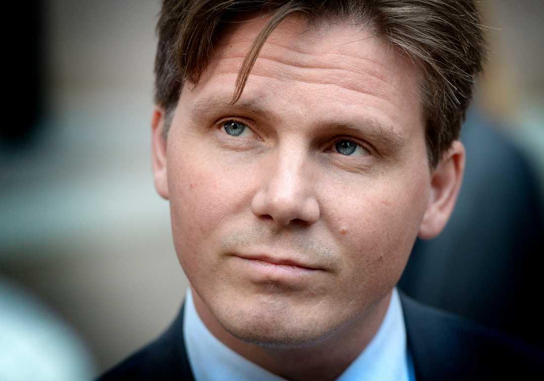 Erik Ullenhag, ett av namnen att ta över efter Jan Björklund