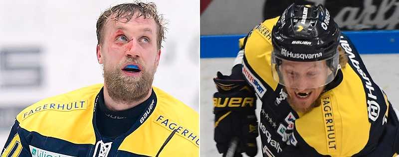 Martin Thörnberg och Oscar Sundh.