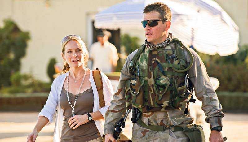 """Matt Damon jobbar återigen med """"Bourne""""-regissören."""