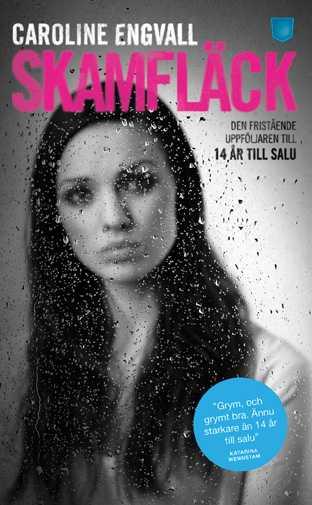 """""""Skamfläck"""" är en bok som handlar om en flicka som upprepade gånger våldtas av äldre män."""