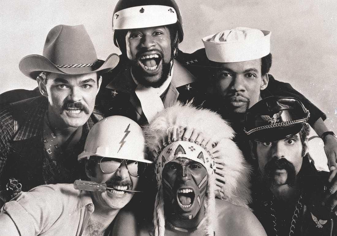 The Village People 1979.