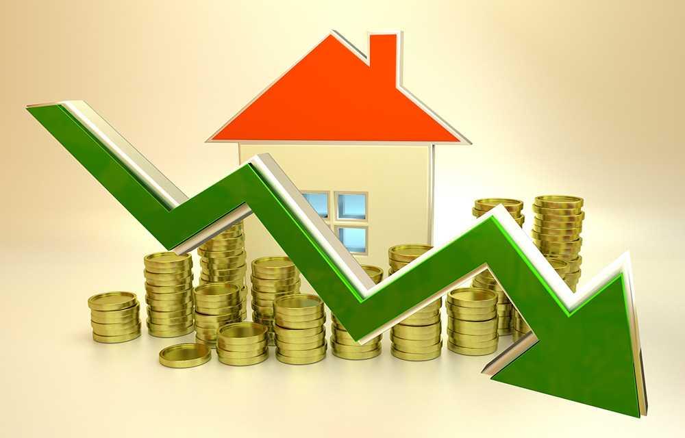 Bostadsrättspriserna backade med 3 procent i november.