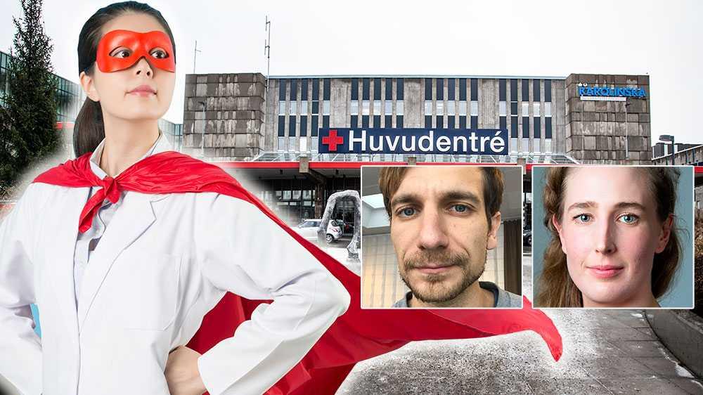 I stället för meningslöst smicker är det hög tid att regionpolitikerna tar sitt ansvar och drar tillbaks de massiva besparingarna på akutsjukhusen, öppnar fler vårdplatser och prioriterar den sjukvård som vårdar dem med störst behov, skriver Akil Awad och Laura Björnström.