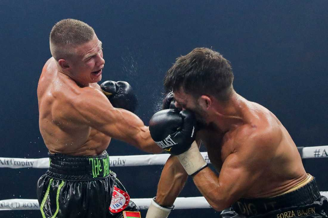 Ivan Baranchyk vann mot Anthony Yigit