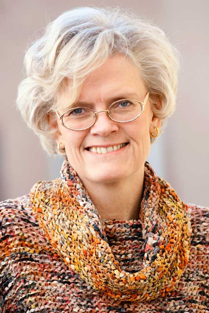 Carola Lemne, vd för Praktikertjänst.