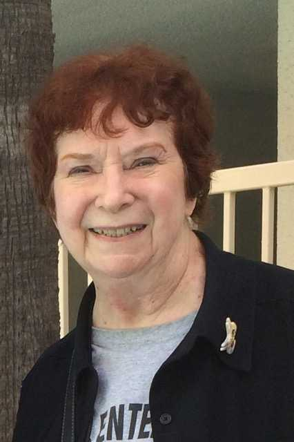 Dorothy Catherine Fontana, mer känd som D.C Fontana var en skaparna bakom Star Trek.