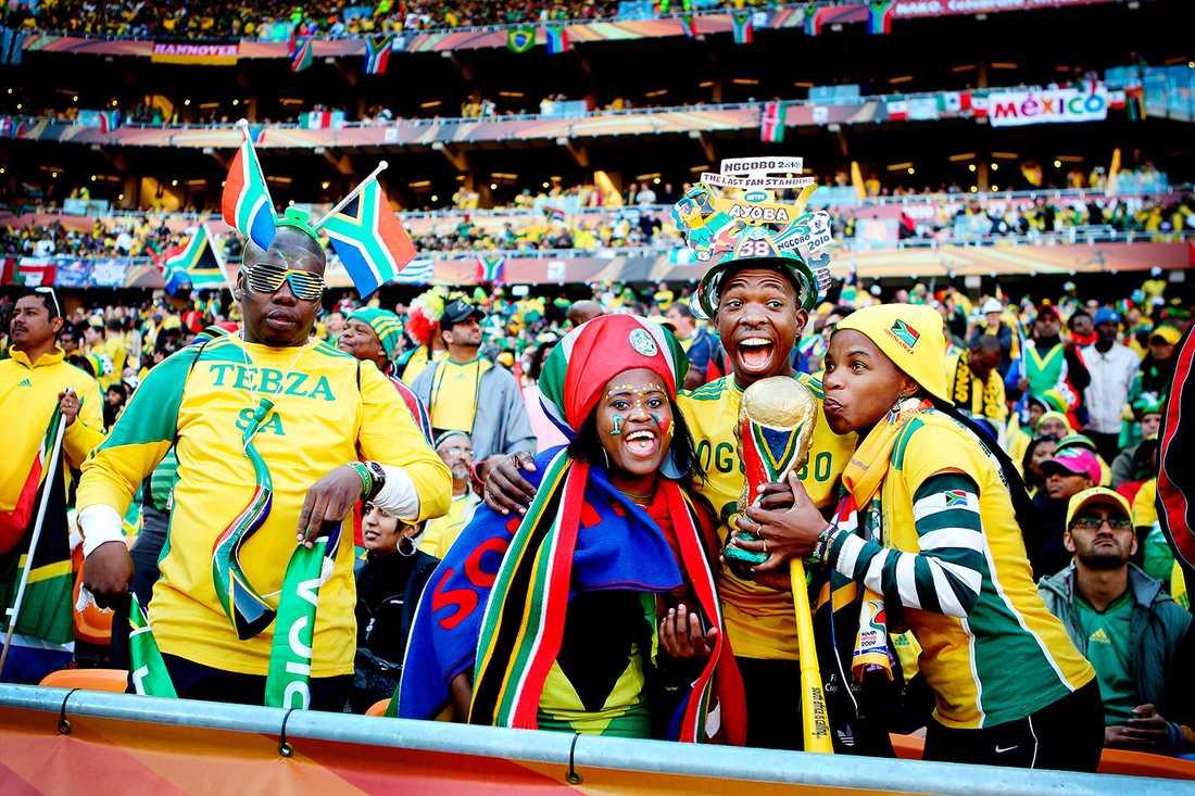 Fotbolls-VM i Sydafrika 2010.