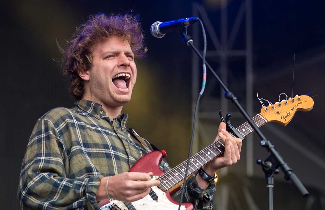 Mac DeMarco. Arkivbild.