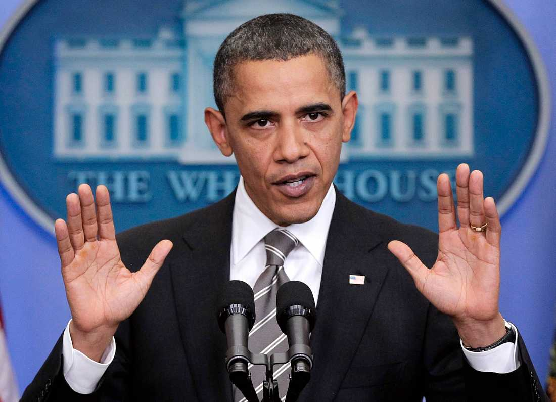 Barack Obama sågar Sveriges coronastrategi.