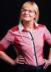 Marie-Louise Danielsson-Tham, professor i livsmedelshygien på Örebro Universitet.