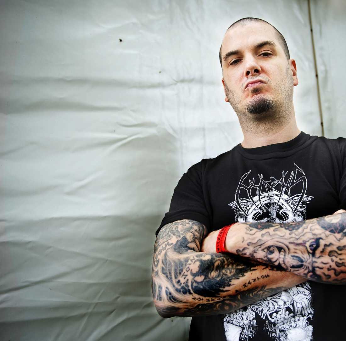 Phil Anselmo.