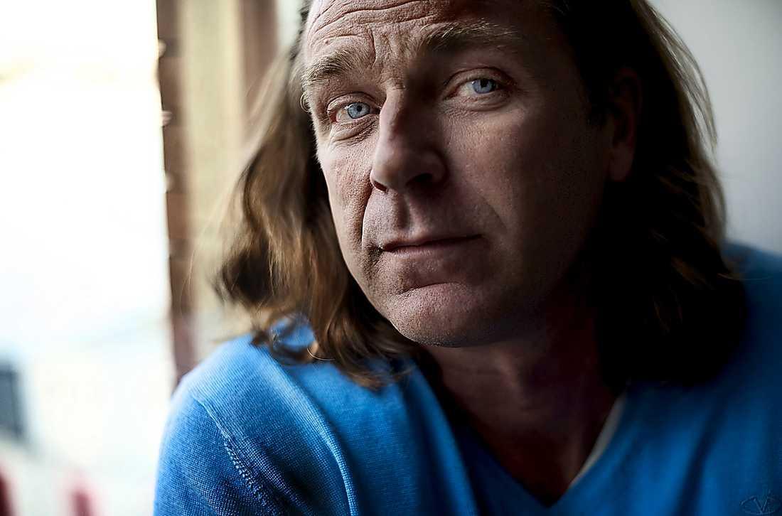 Patrik Sjöberg har de inte råd med på TV4.
